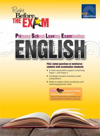 PSLE focused Assessment Books