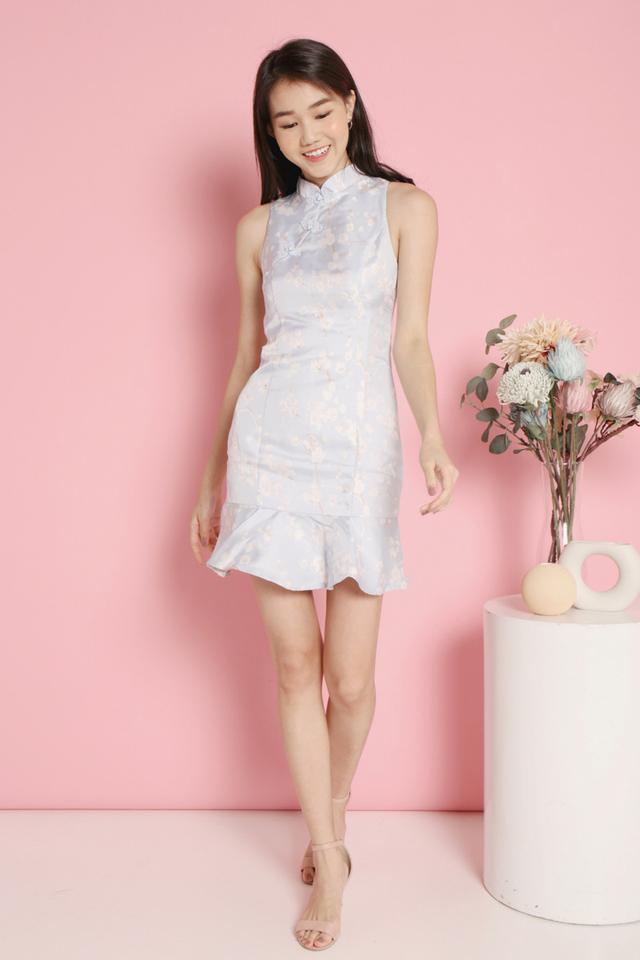 Rubi Mermaid Cheongsam Dress