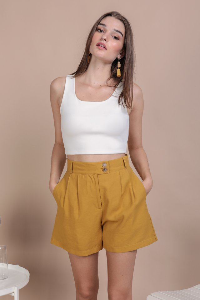 Dan Basic Top (White)