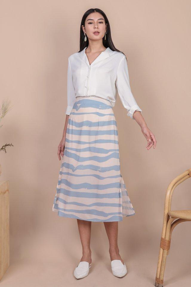 Issa Skirt (Waves)