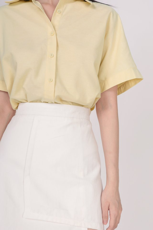 Parker Shirt (Yellow)