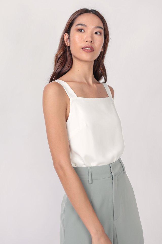 Lexa Basic Top (White)