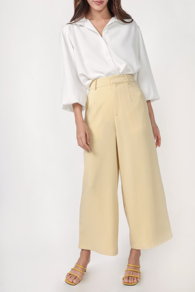Hanson Pants (Daffodil Yellow)