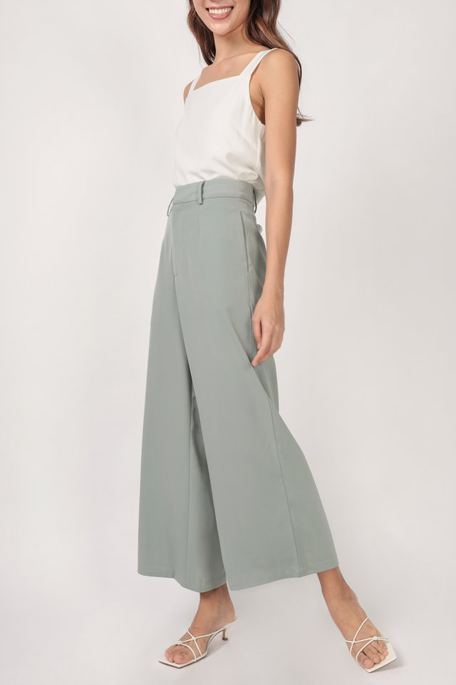 Hanson Pants (Dusty Blue)